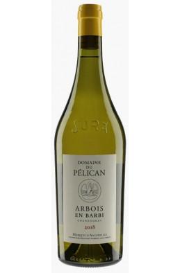 Domaine du Pélican Arbois Chardonnay En Barbi 2018