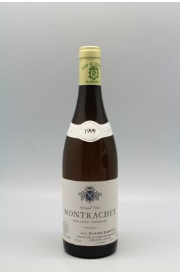 Ramonet Montrachet 1999