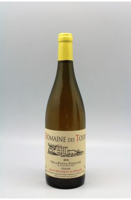Domaine des Tours Clairette 2016 blanc