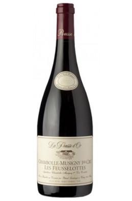 La Pousse d'Or Chambolle Musigny 1er cru Les Feusselottes 2014