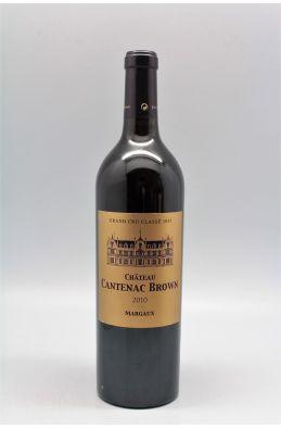 Cantenac Brown 2010
