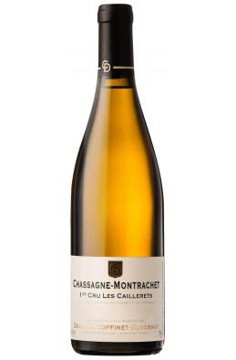 Coffinet Duvernay Chassagne Montrachet 1er cru Les Caillerets 2013