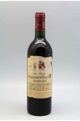 Malescot Saint Exupéry 1985 -10% DISCOUNT !