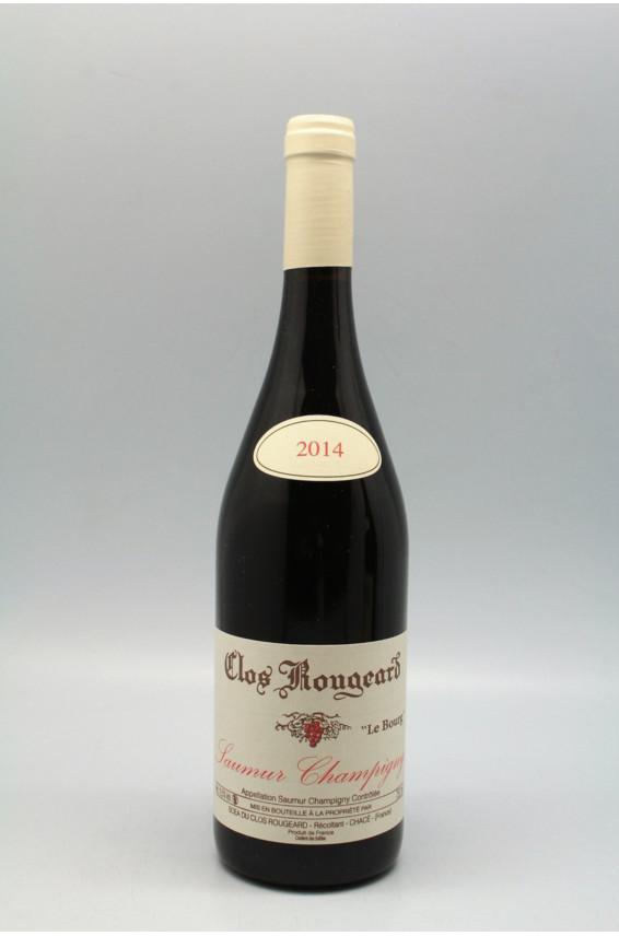 Clos Rougeard Saumur Champigny Le Bourg 2014
