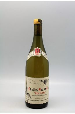 Vincent Dauvissat Chablis Grand cru Les Clos 2006 - PROMO -5% !