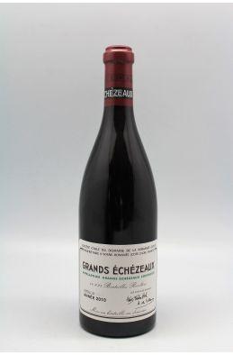 Romanée Conti Grands Echezeaux 2010
