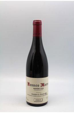 Georges Roumier Bonnes Mares 2003 -5% DISCOUNT !