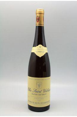 Zind Humbrecht Alsace Grand cru Pinot Gris Rangen de Thann Clos Saint Urbain 2008