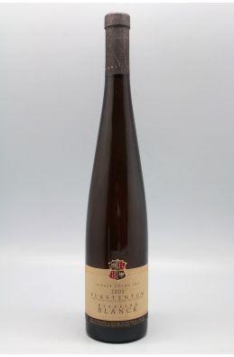 Paul Blanck Alsace Grand cru Riesling Furstentum 2001