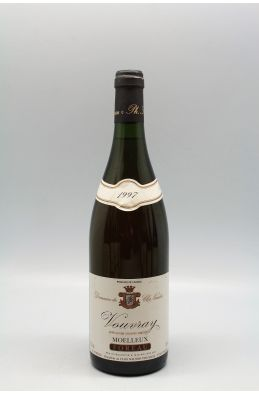 Foreau Vouvray Moelleux 1997