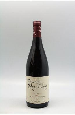 Montcalmès Côteaux du Languedoc Le Geai 2012