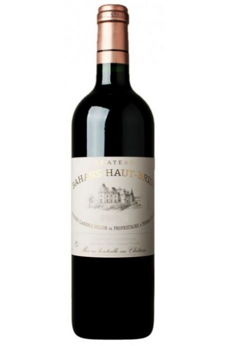 Bahans Haut Brion 1985