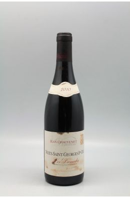 Jean Chauvenet Nuits Saint Georges 1er cru Les Damodes 2010