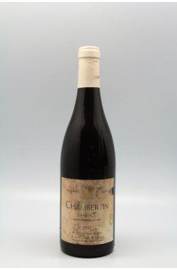 Jean Claude Belland Chambertin 2007 - 10% DISCOUNT !