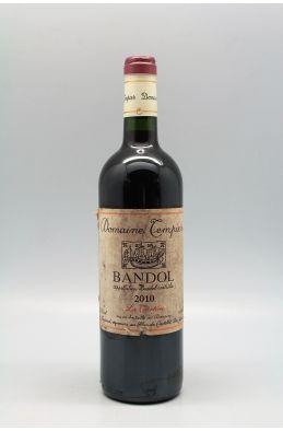 Tempier Bandol La Tourtine 2010 - PROMO -5% !