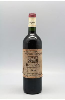 Tempier Bandol 2010 rouge - PROMO -5% !