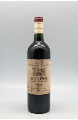 Tempier Bandol 2011 rouge - PROMO -5% !