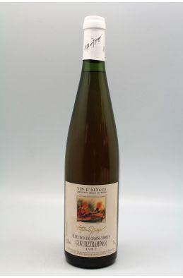 Alphonse Meyer Alsace Gewurztraminer Sélection de Grains Nobles 1997