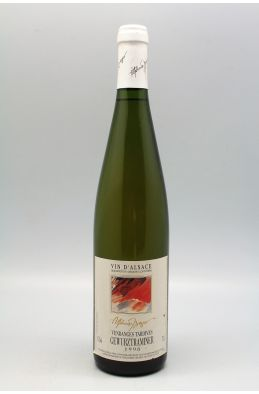 Alphonse Meyer Alsace Gewurztraminer Vendanges Tardives 1998
