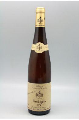 Dopff Alsace Pinot Gris Vendanges Tardives 2004