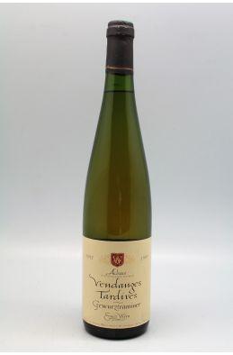 Ernest Wein Alsace Gewurztraminer Vendanges Tardives 1997