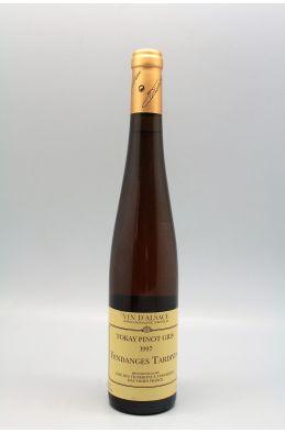 Cave des Vignerons à Turckheim Alsace Tokay Pinot Gris Vendanges Tardives 1997 50cl