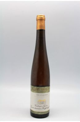Kuehn Alsace Grand cru Gewurztraminer Kaefferkopf Vendanges Tardives 1997 50cl