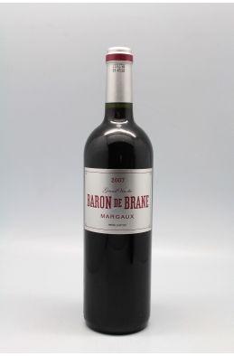 Baron de Brane 2007