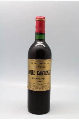 Brane Cantenac 1970
