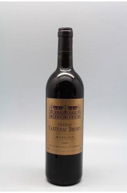 Cantenac Brown 1999