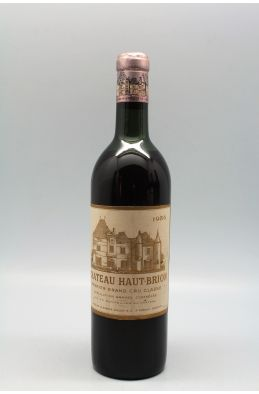 Haut Brion 1956 -10% DISCOUNT !