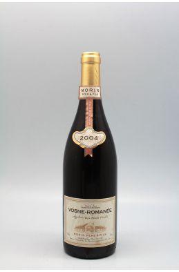 Morin Vosne Romanée 2004