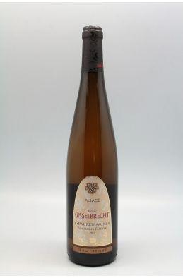 Gisselbrecht Alsace Gewurztraminer Vendanges Tardives 2012