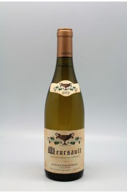 Coche Dury Meursault 2013