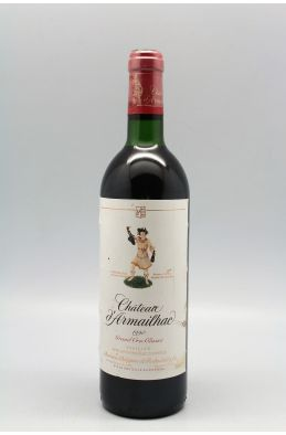 Armailhac 1990 - PROMO -5% !