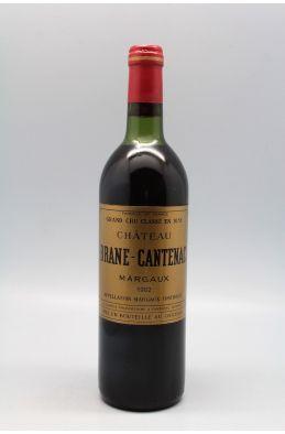 Brane Cantenac 1982 - PROMO -10% !
