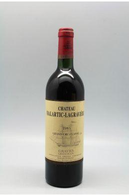 Malartic Lagravière 1985