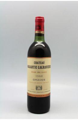 Malartic Lagravière 1980