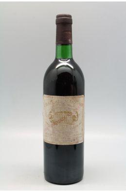 Château Margaux 1979 - PROMO -5% !