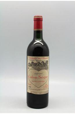 Calon Ségur 1985
