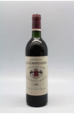 La Gaffelière 1985