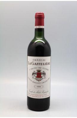 La Gaffelière 1986 - PROMO -15% !