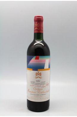 Mouton Rothschild 1984