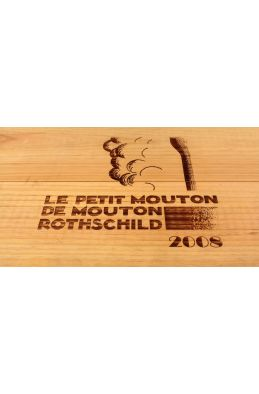 Petit Mouton 2008 OWC