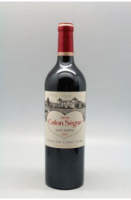 Calon Ségur 2013