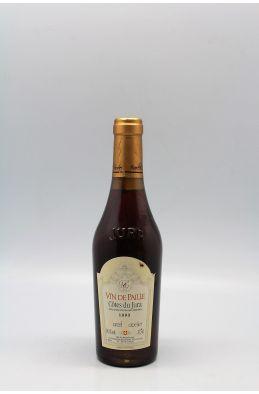 Marcel Cabelier Côtes du Jura Vin de Paille 1992 37.5cl