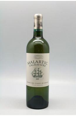 Malartic Lagravière 2009 blanc