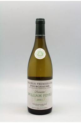 William Fèvre Chablis 1er cru Les Fourchaumes Vieilles Vignes 2011