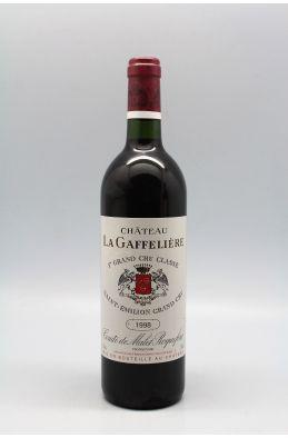 La Gaffelière 1998