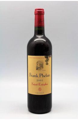Franck Phélan 2005 - PROMO -5% !